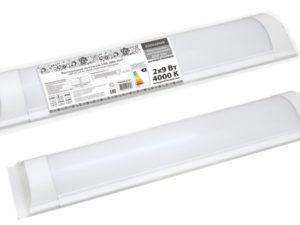 Светильники LED ДПО 3017 (термопак) серии Народная