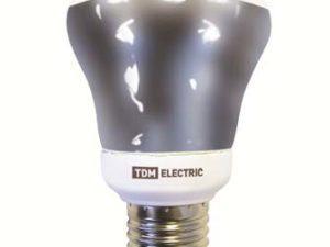 Лампа энергосберегающая КЛЛ- R50-7 Вт-2700 К–Е14 TDM SQ0323-0101