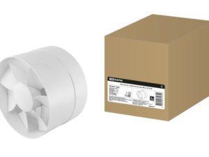 Вентилятор осевой канальный, ВКО-160, TDM SQ1807-1803