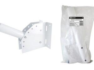 Кронштейн КР-3.1 (I-250 мм, d-38 мм) для уличного светильника с переменным углом TDM SQ0338-0208