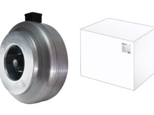 Вентилятор канальный центробежный ВК-315, TDM SQ1807-0506