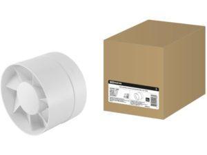 Вентилятор осевой канальный, ВКО-125, TDM SQ1807-1802
