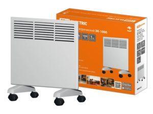 Конвектор электрический ЭК-1000, 1000 Вт, регул. мощн. (500/1000 Вт), термостат, TDM SQ2520-1201