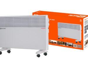 Конвектор электрический ЭК-2000, 2000 Вт, регул. мощн. (1000/2000 Вт), термостат, TDM SQ2520-1203