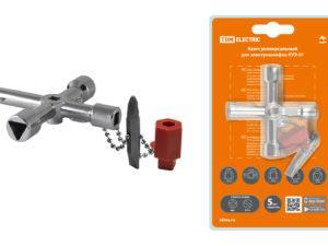 Ключ универсальный для электрошкафов КУЭ-01 TDM SQ0825-0016