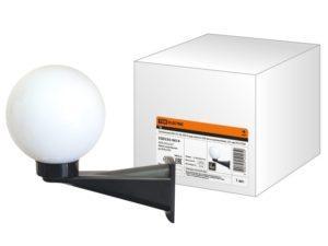 Светильник НБУ 03- 60-200-К шар опал d=200 мм на кронштейне 235 мм IP54 TDM