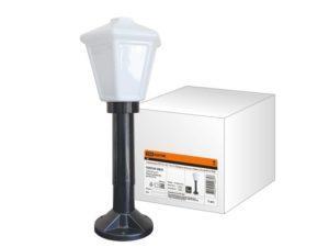 Светильник НТУ 05- 40-110-С2 Латерна опал на стойке 330 мм IP54 TDM