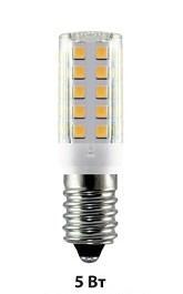 Лампа светодиодная Е14-5 Вт-230 В-3000 К