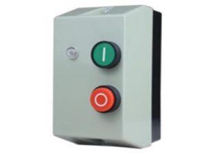 КМН11860 18А в оболочке с индикатором Ue=380В/АС3 IP54 TDM