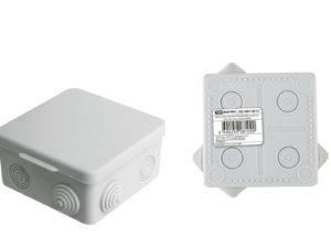 Монтажные коробки открытой установки IP42, IP44, IP54, IP55 - для розничных продаж