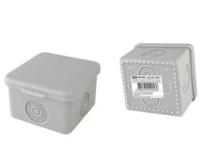Распаячная коробка ОП 65х65х50мм