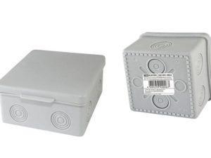 Распаячная коробка ОП 80х80х50мм