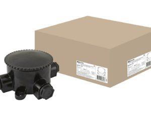 Коробка электромонтажная КЭМ 2-660-4 ОП D95 мм IP65