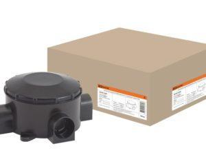 Распаячная коробка ОП D80х35мм