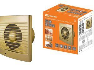 Вентилятор бытовой настенный 150 С-4