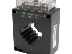Трансформаторы тока типа ТТН40