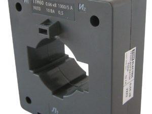 Трансформаторы тока типа ТТН60