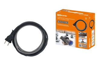 кабель нагревательный НСК-Н для внешнего монтажа