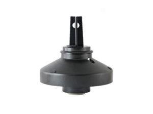 Корпус НТУ конус (байонет 145, поликарбонат) для подвесного монтажа TDM
