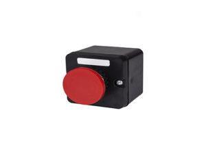 ПКЕ 222-1 красный гриб с фиксацией IP54 TDM; SQ0742-0028