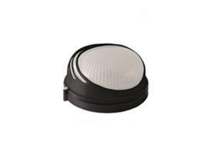 Светильник НПБ1107 черный/круг ресничка 100Вт IP54 TDM; SQ0303-0056