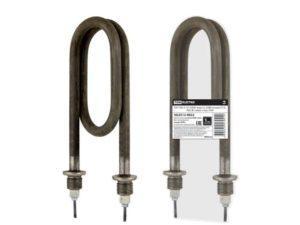Электрический ТЭН-120, А, 12, 5,0кВт, вода (J), 220В, штуцер G1/2, R30, Ф7, нерж. сталь, TDM; SQ2512-0022