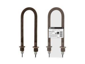 Электрический ТЭН-45, А, 12, 1,0кВт, вода (J), 220В, штуцер G1/2, R30, Ф2, нерж. сталь, TDM; SQ2512-0012