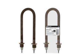 Электрический ТЭН-60, А, 12, 2,0кВт, вода (J), 220В, штуцер G1/2, R30, Ф2, нерж. сталь, TDM; SQ2512-0014