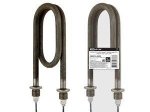Электрический ТЭН-80, А, 12, 4,0кВт, вода (J), 220В, штуцер G1/2, R30, Ф7, нерж. сталь, TDM; SQ2512-0020
