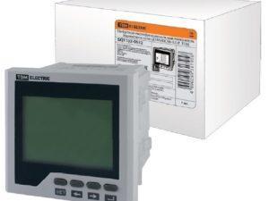 Цифровой многофункциональный измеритель параметров сети ЦП-МИПС96-0,5-Р TDM; SQ1102-0532