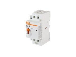 Контакторы модульные КМ63 с ручным управлением