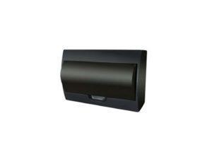 Бокс ЩРН-П-12 модулей навесной пластик IP41, Антрацит TDM SQ0901-0904
