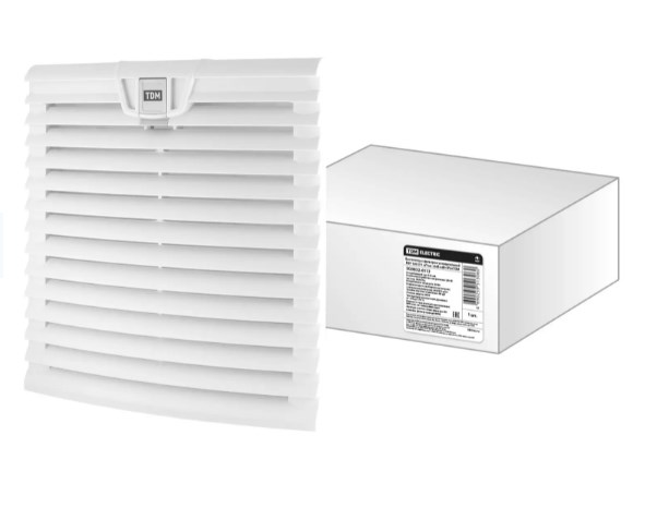 Вентилятор с фильтром универсальный ВФУ 305/271 м3/час 230В 64Вт IP54 TDM SQ0832-0113
