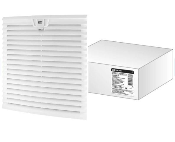 Вентилятор с фильтром универсальный ВФУ 433/373 м3/час 230В 95Вт IP54 TDM SQ0832-0114