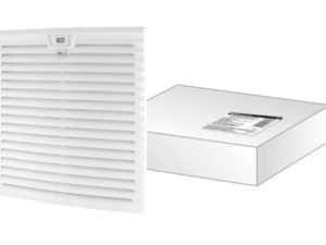 Вентиляционная решетка с фильтром для вентилятора ВФУ SQ0832-0114 (323 мм) TDM SQ0832-0119