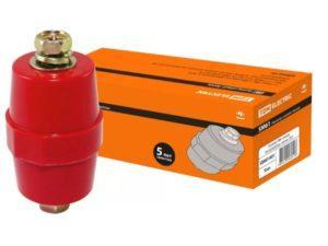 Изолятор SM61 силовой Н61хD50хМ10мм с болтом TDM SQ0807-0051