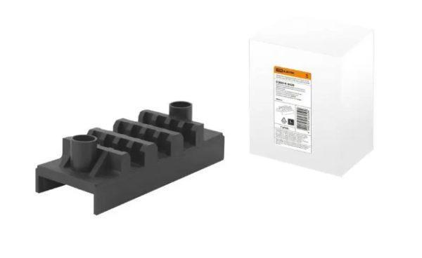 Набор изоляторов для НШД 3/10 TN для 3Р+N системы шин 30-120 x 10 мм (без крепежа) TDM SQ0834-0020