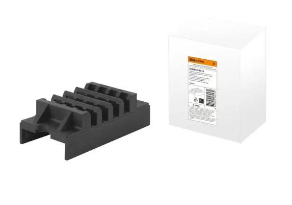 Набор изоляторов для НШД 4/5 TN для 3Р+N шин 30-125 x 5 мм (без крепежа) TDM SQ0834-0018